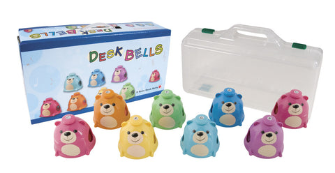 8 Note Bear Bells