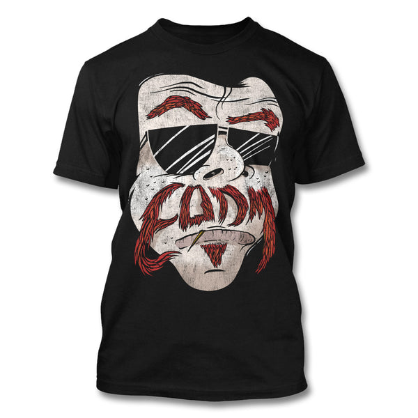 2c83ebf40 Official Eagles Of Death Metal Stache T-Shirt   Apparel   Eagles of ...