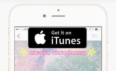 Morgan Scaughnessy on iTunes