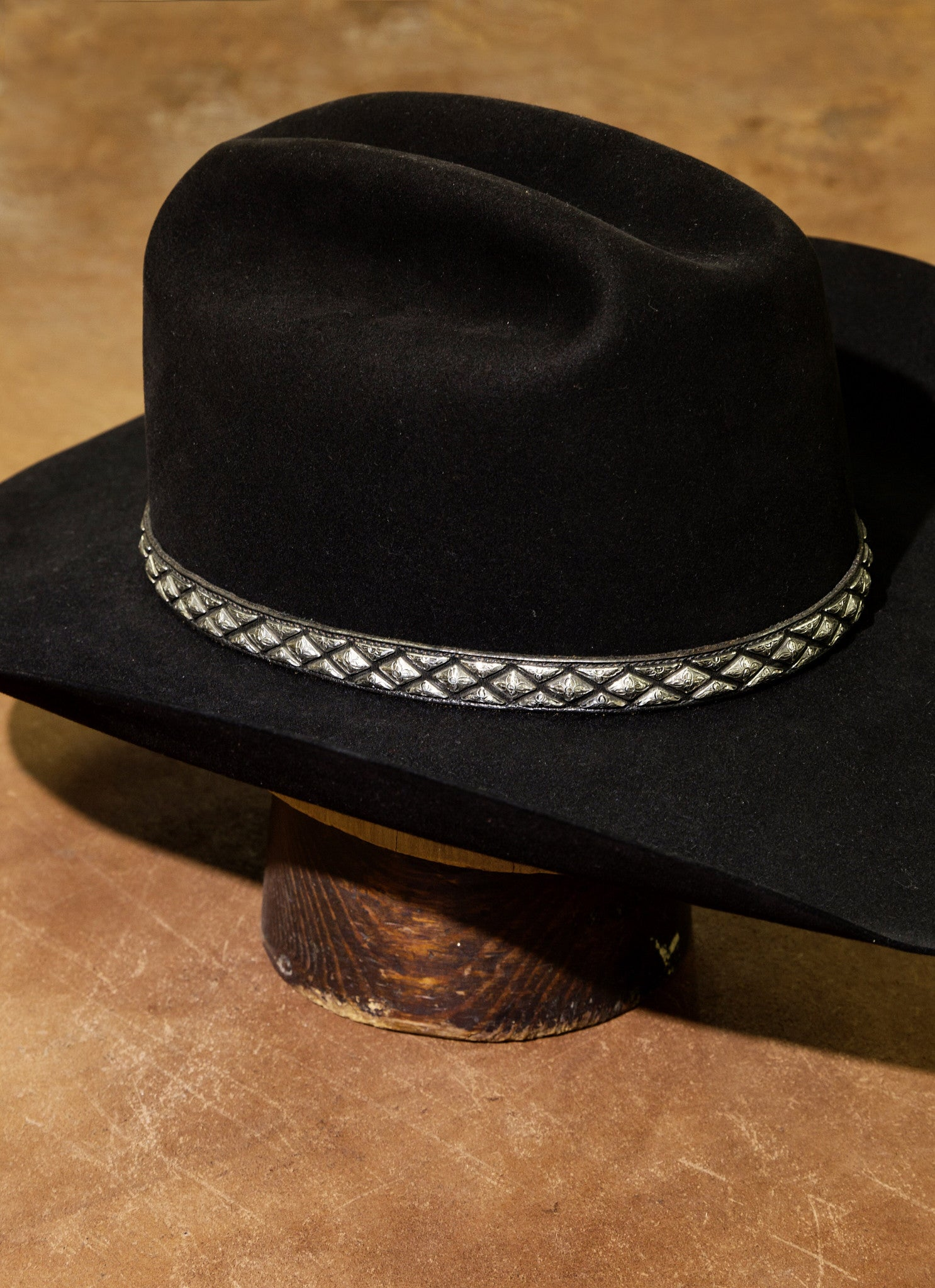 The Roy Rogers Hat Band