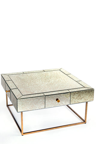 15SH098-Dailyn Mirrored Coffee Table