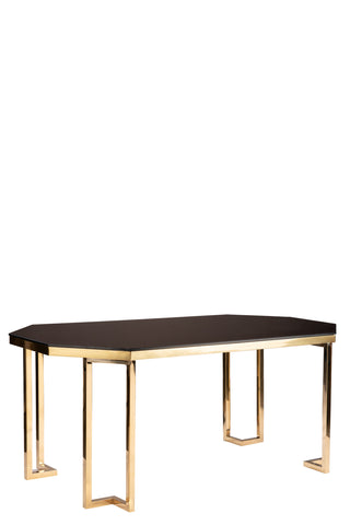 1910-Copa Gold Dining Table