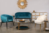 GH01-029-Lucy Accent Chair in Teal