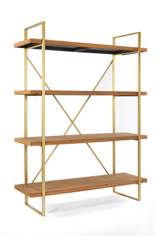 "6B2083-47L-Emma Bookshelf in 47""L"