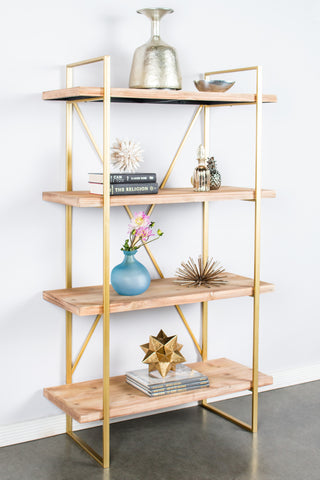 6B2083-Emma Shelving Unit