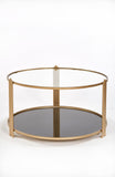 8B2162-1COF-Sydney Round Coffee Table
