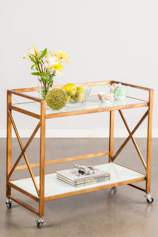 CT184-Zoe Bar Cart