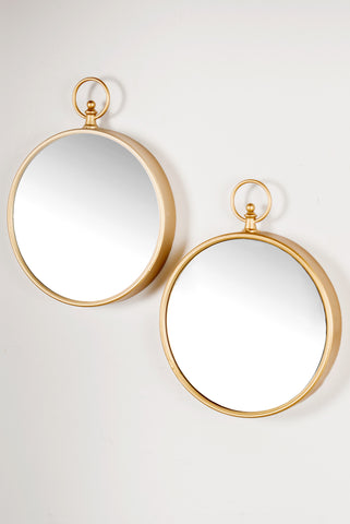 DH39441-Set of 2 Loop Mirrors