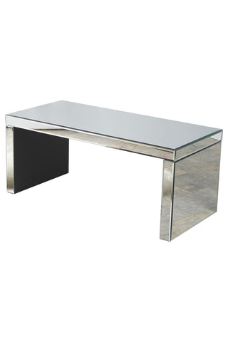 FU0069-Bridget Mirrored Coffee Table-PRE-ORDER