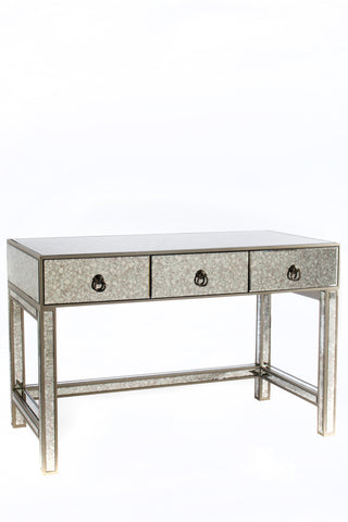FU0213A-Talia Mirrored Desk