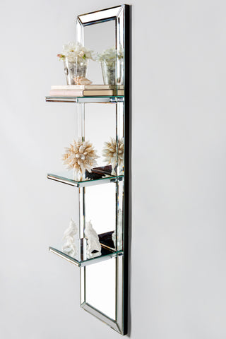 FU0392-Mirrored Shelf
