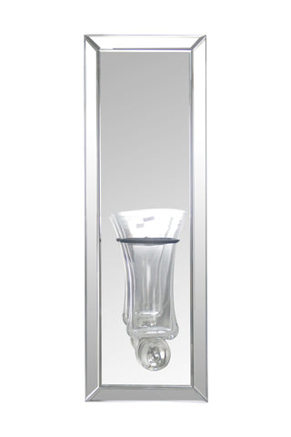 GD-9254-Mirrored Wall Vase