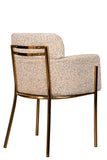GH13-013-Marseille Dining Chair in Cream