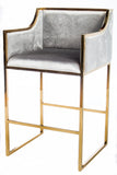 J-103-Erin Gold Bar Chair