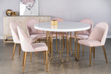 J-106-Willow Dining Table