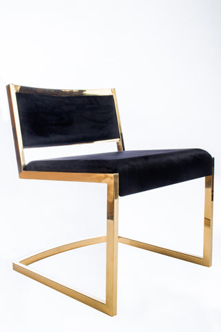 J-108B-Bradley Gold Chair