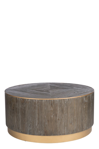 KF10660-Carlyn Wood Coffee Table