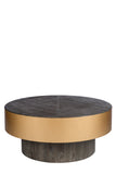 KF10771-Valencia Wood Coffee Table