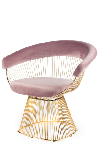 LC-2101P-Mumu Platner Chair