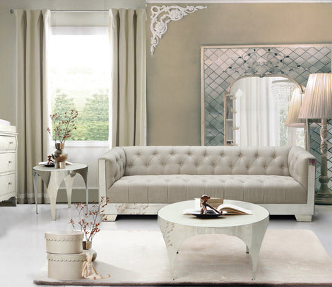 LZW-1002-Capri Tufted Sofa