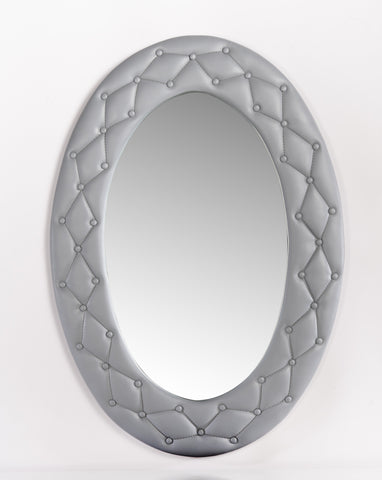 M001-Carolina Oval Mirror