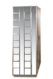 MF191110-La Croisette Mirrored Bar Cabinet