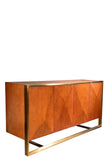 MF191111-Cleo Spike Wood Sideboard