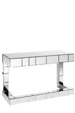 MF531-Bruelle Mirrored Desk