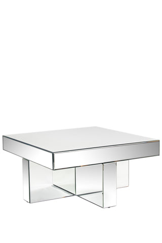 MF536-Lucy Mirrored Coffee Table-PRE-ORDER