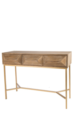 MJ136-Le Marais Console Table