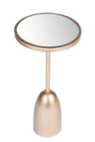 MJ1060G-Margaux Drink Table in Gold