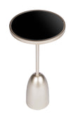 MJ1060S-Margaux Drink Table in Silver