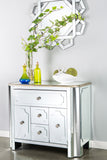 MS002-Hudson Large Mirrored Nightstand