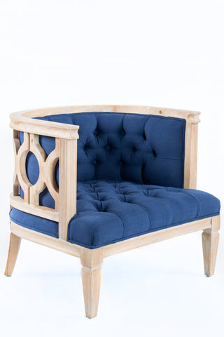 OOC219BLU-Lily Accent Chair