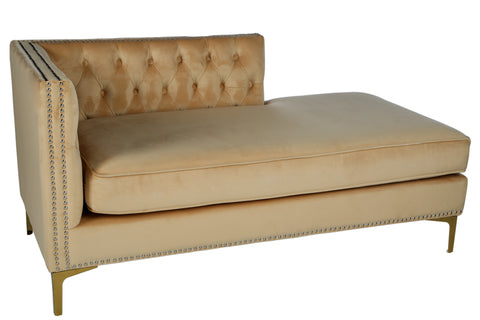OSF1143BG-Harper Tufted Chaise