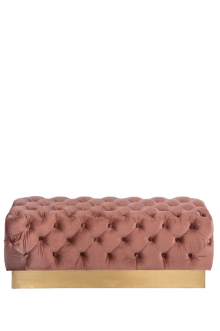 OSF1400ROSE-Harper Bench in Rose