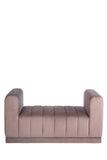 OSF1500PNKa-Milly Bench in Blush