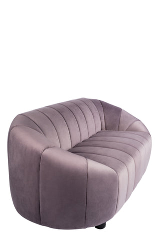 OSF1600PURP-Milly Sofa in Mauve
