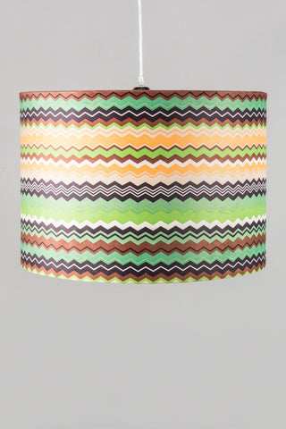 S3305-1A3-Zag Shaded Lamp