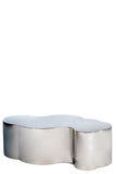 S5110-Luca Coffee Table in Silver
