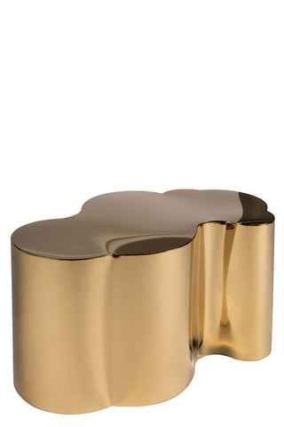 PRE-ORDER-S5110G-Luca Coffee Table in  Gold