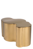 PRE-ORDER-S5111G-Kate Coffee Table in  Gold