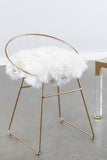 T058FUR-Kylie Sheepskin Chair