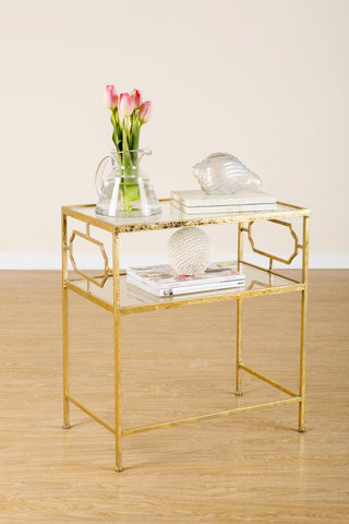 T114-Iris Side Table