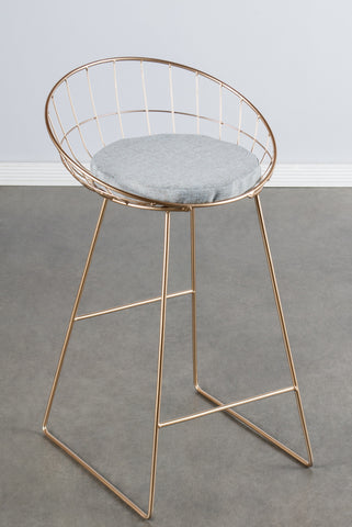 T414G-Kylie  Bar/ Counter Chair