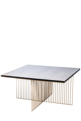 T6058-Calvin Modern Coffee Tables