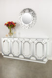 VS248-Zoe Mirrored Sideboard