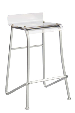 W160507-30SIL-Acrylic Counter Chair