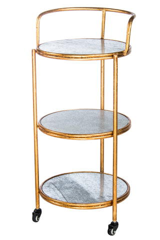 YLX0508-Cindy Bar Cart