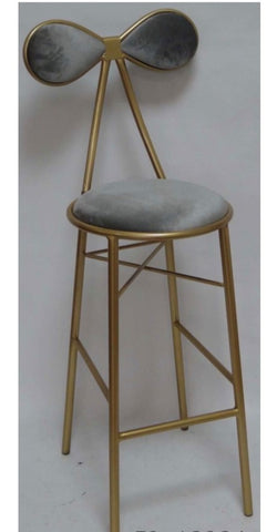 J3-18324-Bow Bar Chair